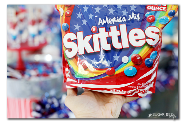 america mix skittles party decor tablescape ideas