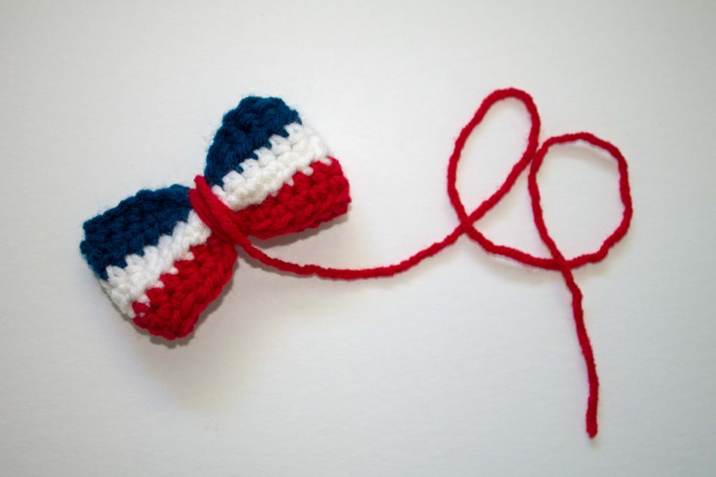 headband bow