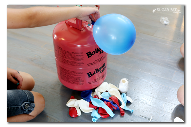 diy helium balloon