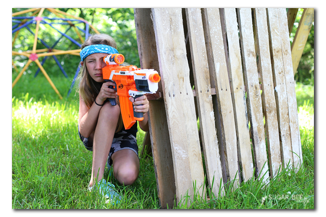 nerf family battle