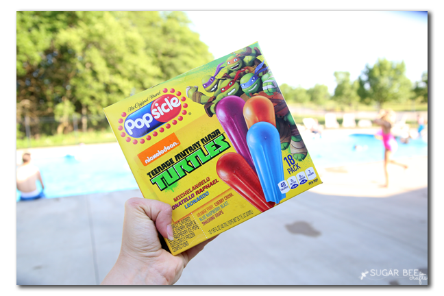 turtles popsicles