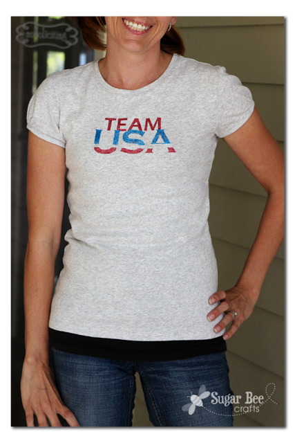 DIY team USA shirt