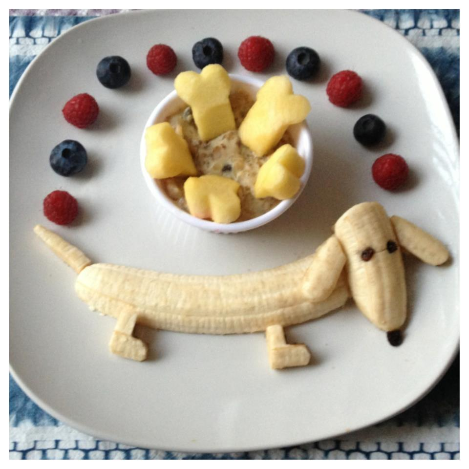 How To Make A Banana Dog