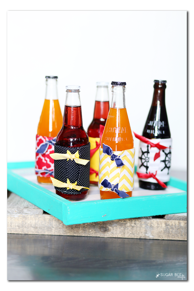 make your own drink coozie cooler