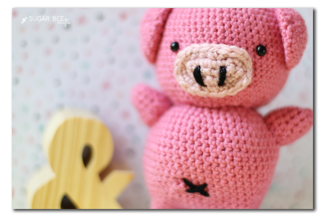 Crochet Pig Pattern - Lots Of Cute Ideas | The WHOot | 432x648