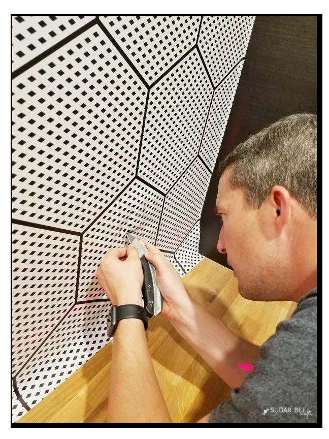 installing vinyl wallpaper outlets