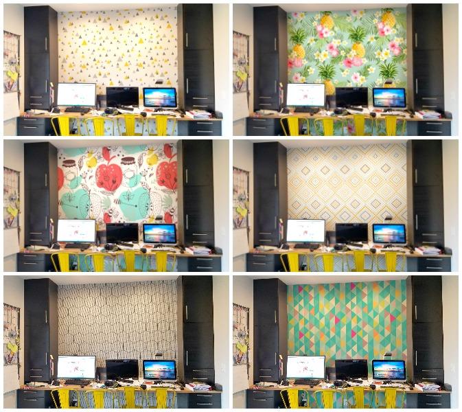 pixers wallpaper options