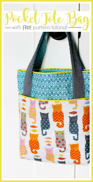 pocket-tote-library-bag-free-pattern-tutorial-300x590