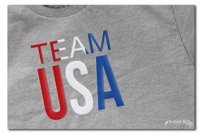 team usa htv tee