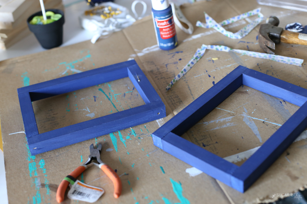 diy-double-frame-craft