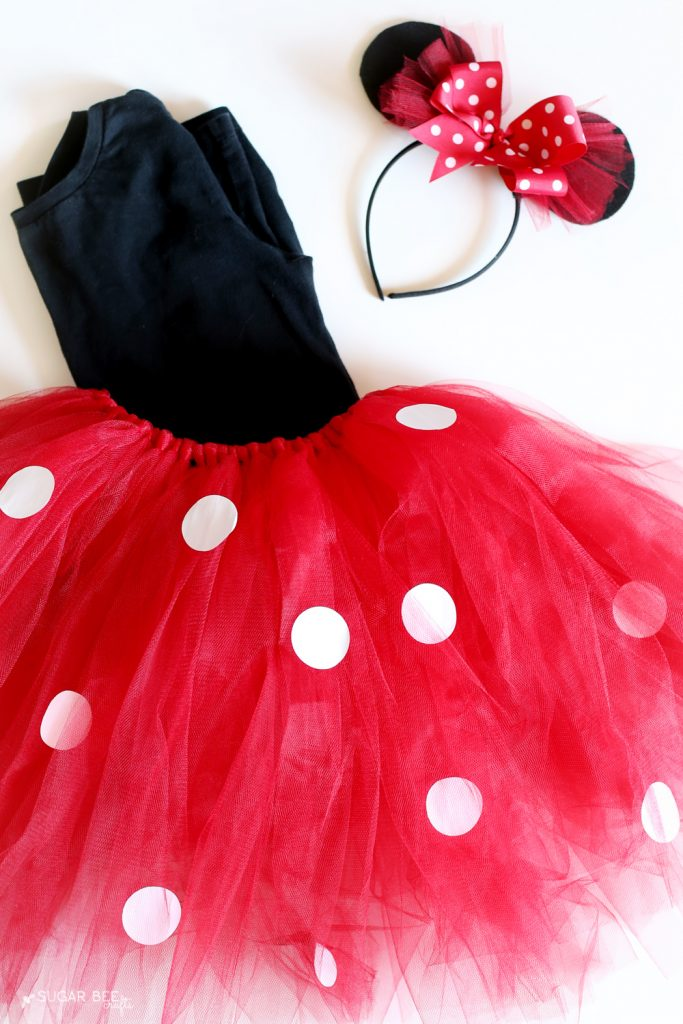 diy-minnie-mouse-tutu-costume-idea