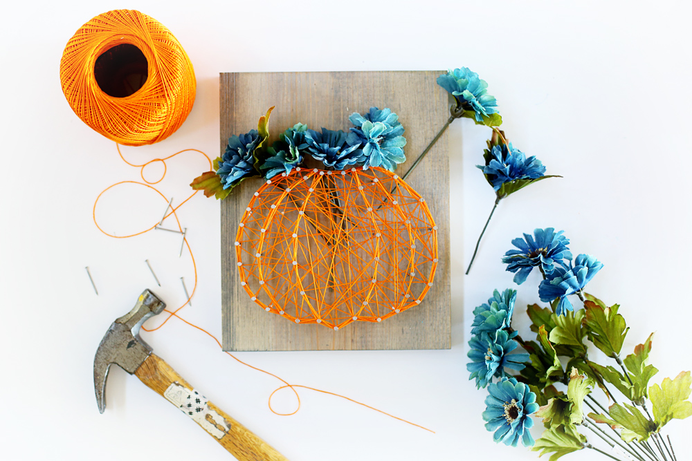 fall-pumpkin-string-art