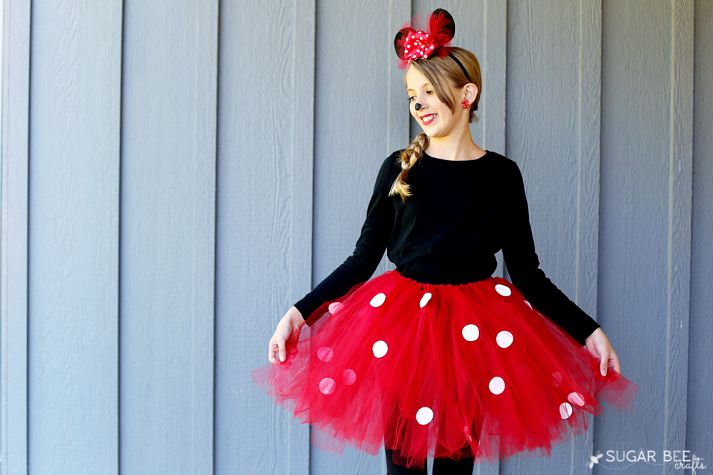 minnie-mouse-diy-easy-tutu-costume
