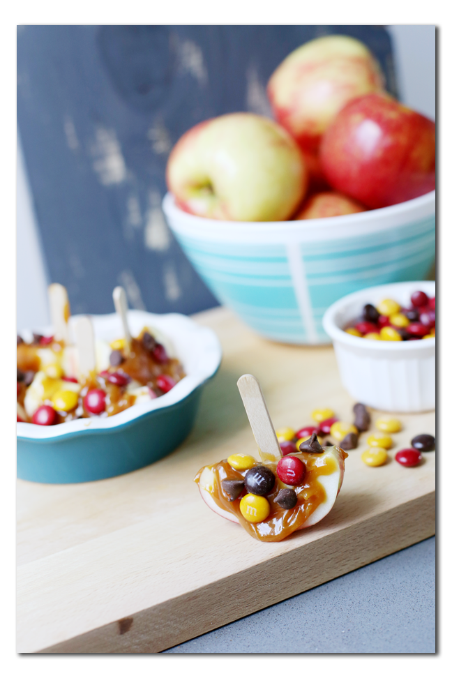 caramel-apple-boats