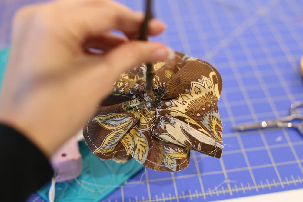fabric-flower-backfill-hot-glue