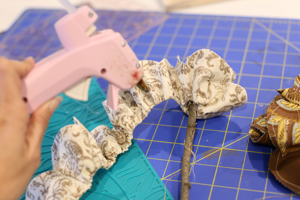 hot-glue-rolled-fall-fabric-flower-how-to