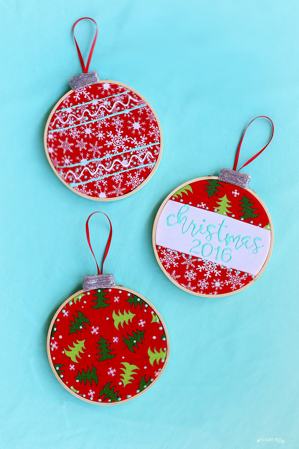 Holiday Ornament Craft Projects
