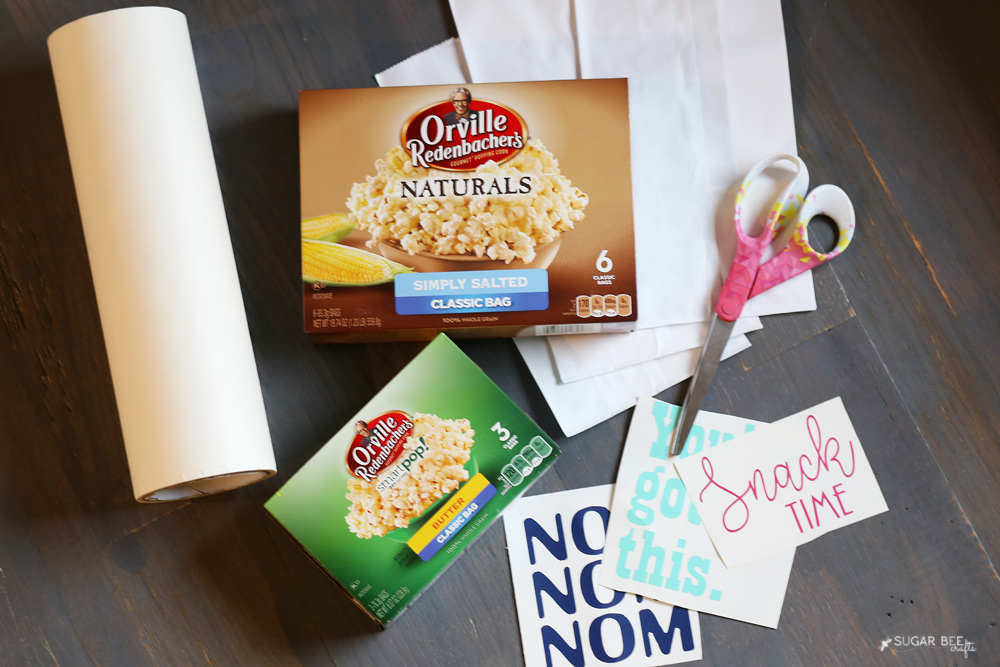 encouragement-popcorn-bags-supplies