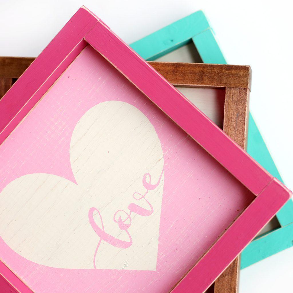 love heart free cut file IG