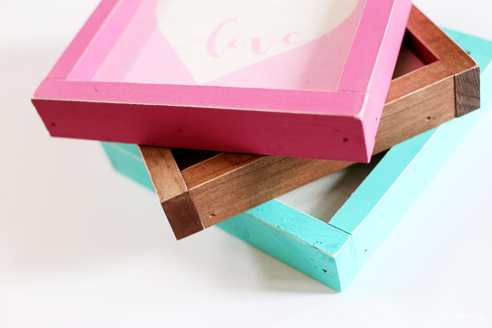 wood sign diy distressed edges