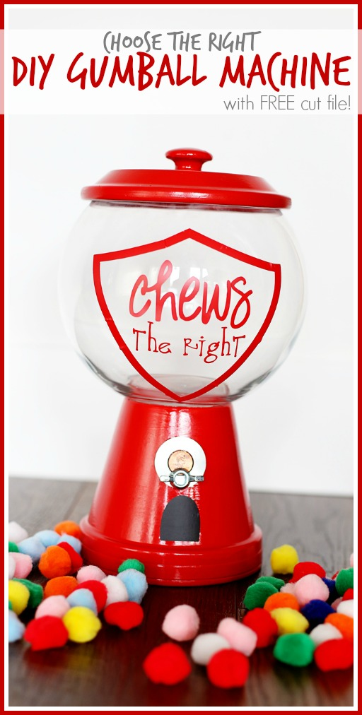 choose the right incentive diy gumball machine