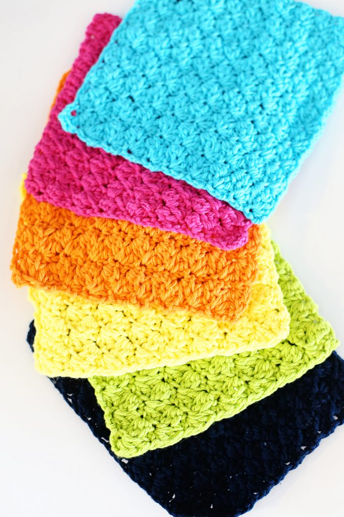 free crochet pattern dishcloths