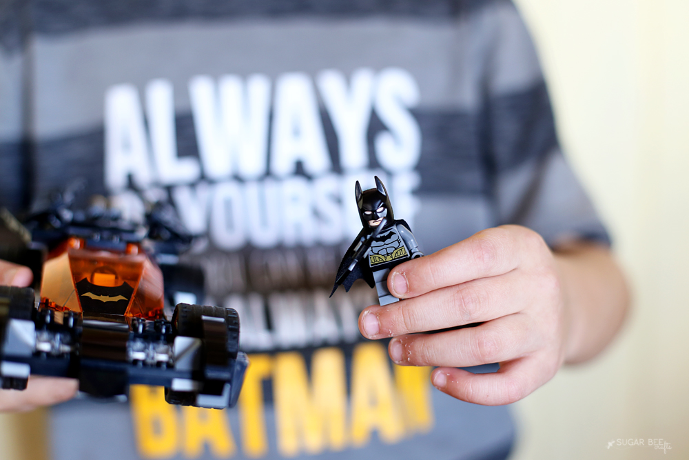 lego batman diy graphic tee