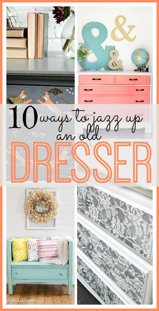 DIY Dresser Makeo