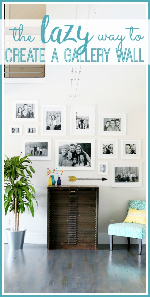 easy gallery wall tips