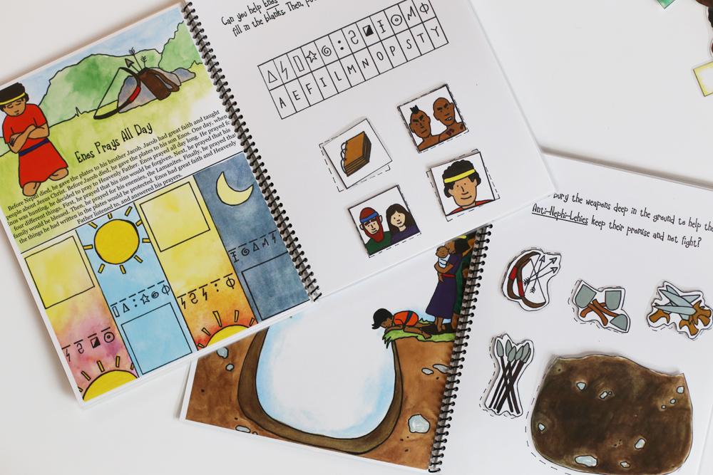 interactive book of mormon