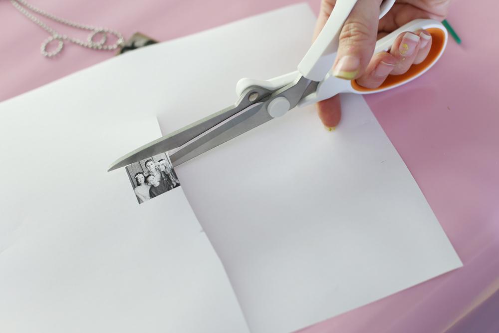 print picture photo pendant