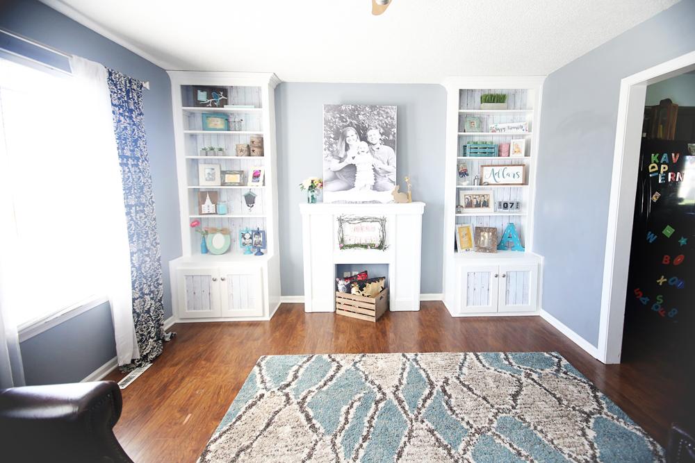 wallpaper bookshelves