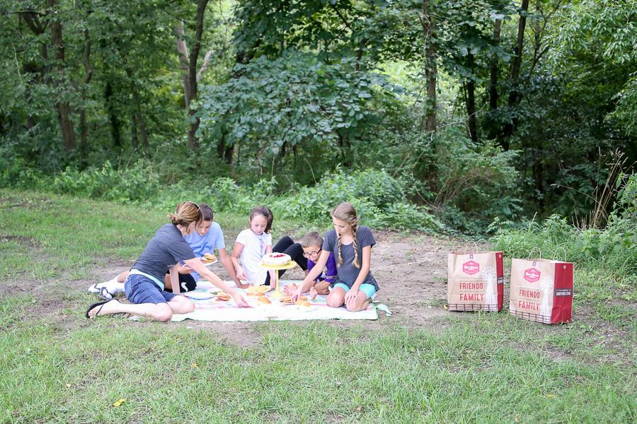 Bob Evans picnic-2