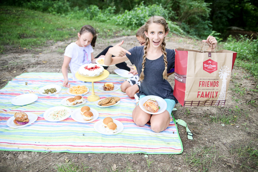 Bob Evans picnic-8