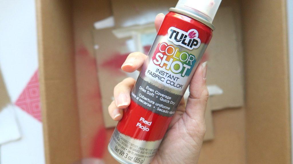 Colorshot Fabric Spraypaint Tee 4