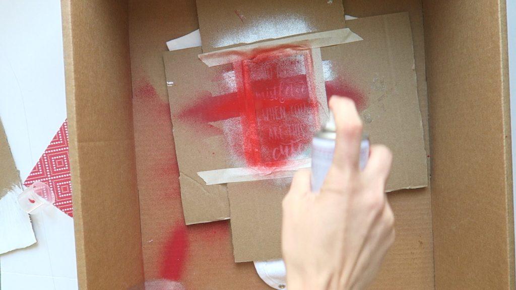 Colorshot Fabric Spraypaint Tee 5