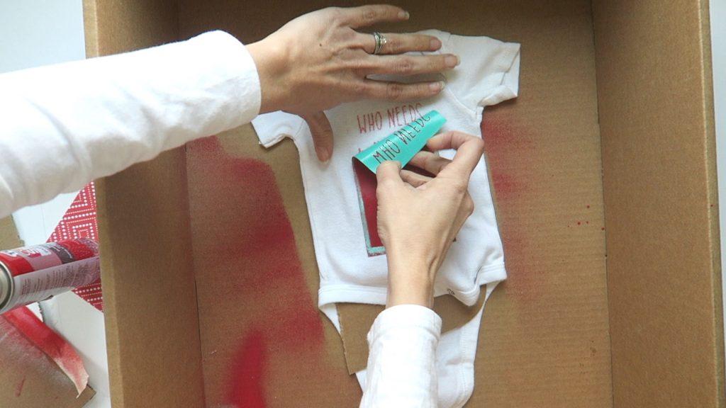 Colorshot Fabric Spraypaint Tee 6