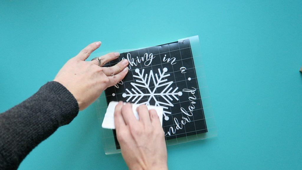 snowflake string art 2