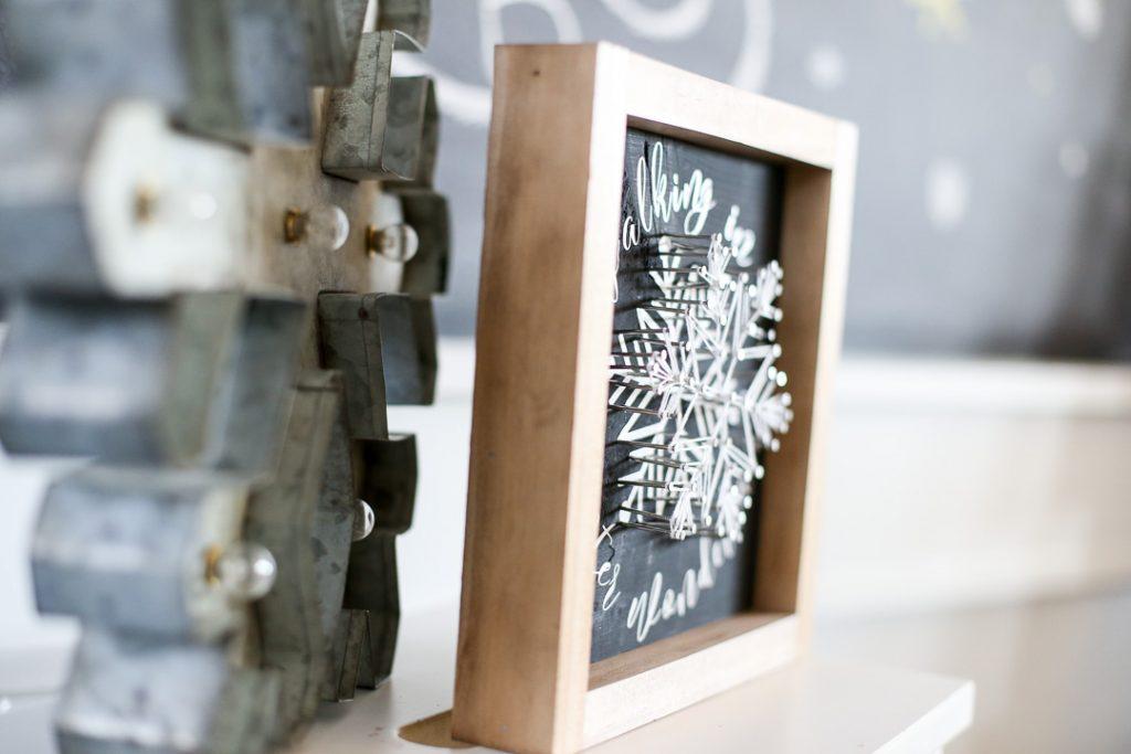 string art snowflake-3