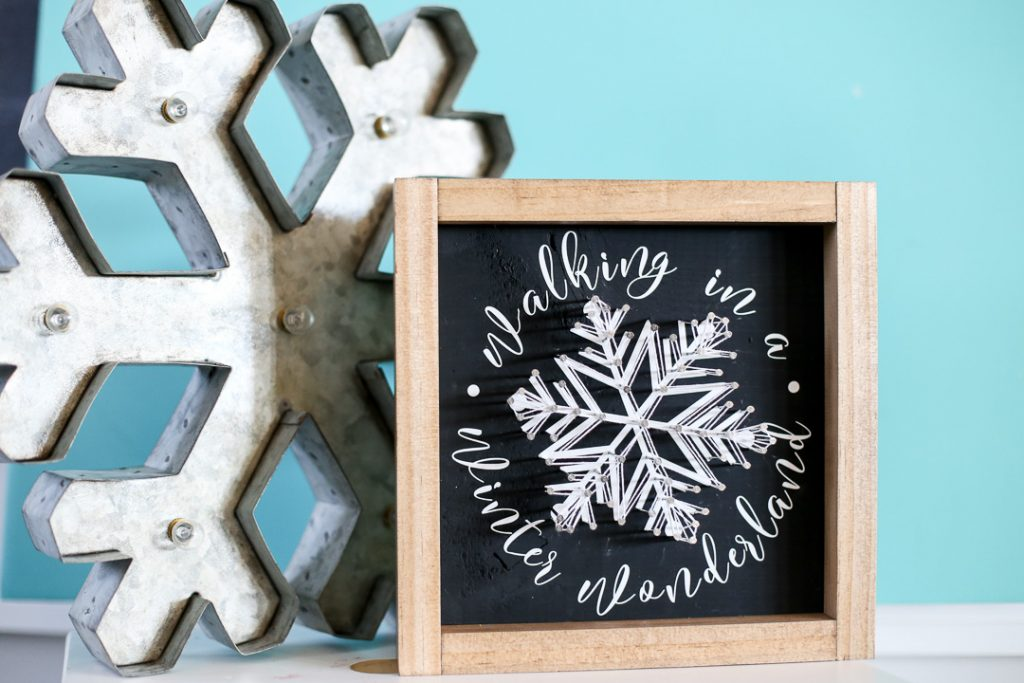string art snowflake-4