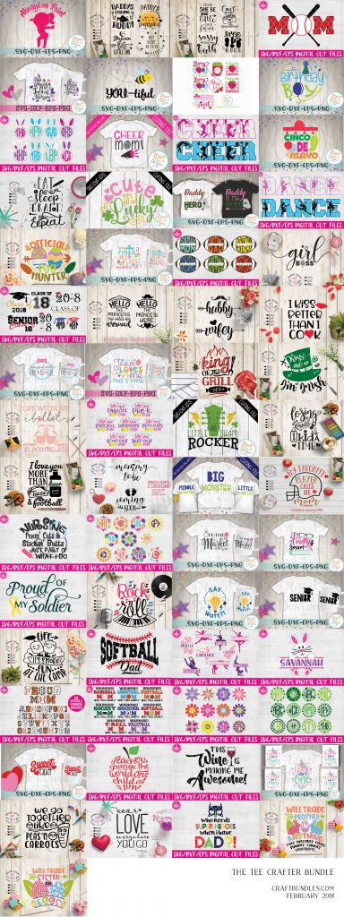 2. The Simple Guide - The Tee Crafter Bundle