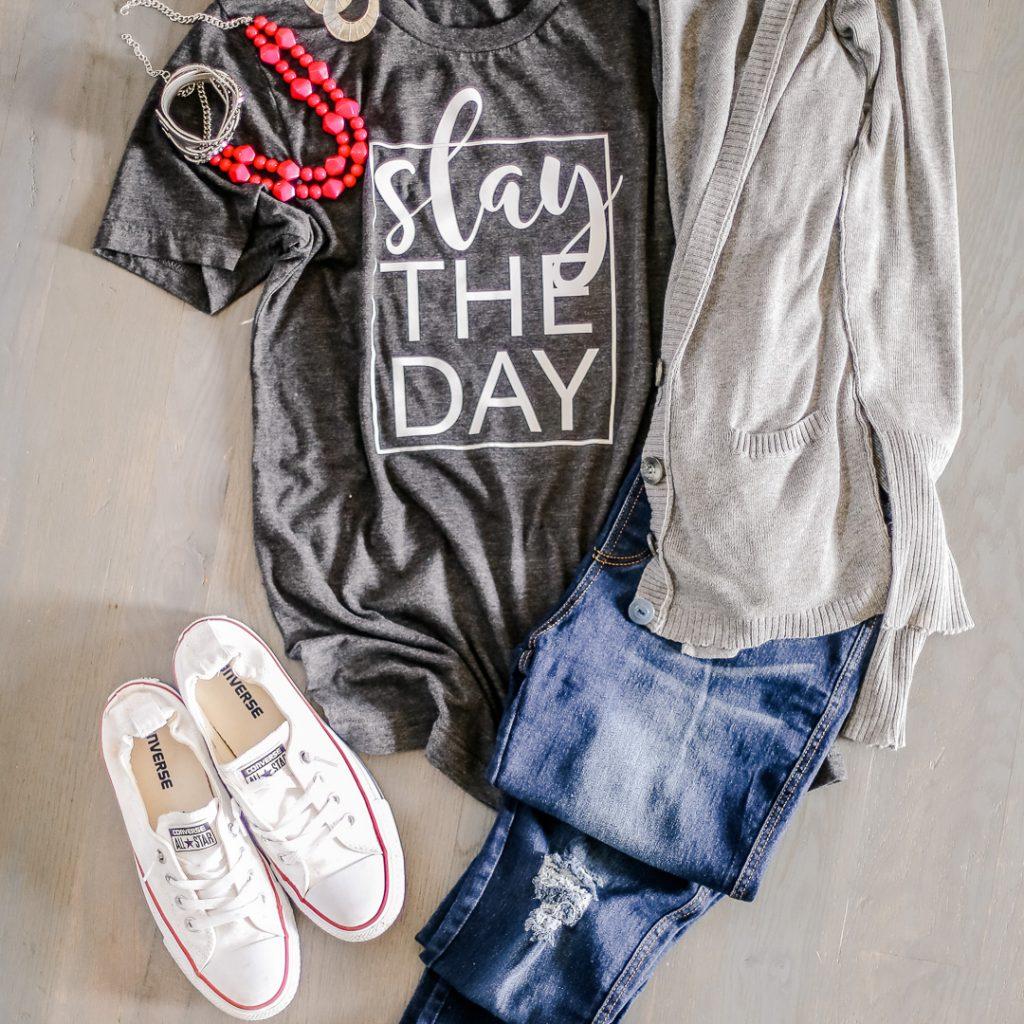 slay the day-2