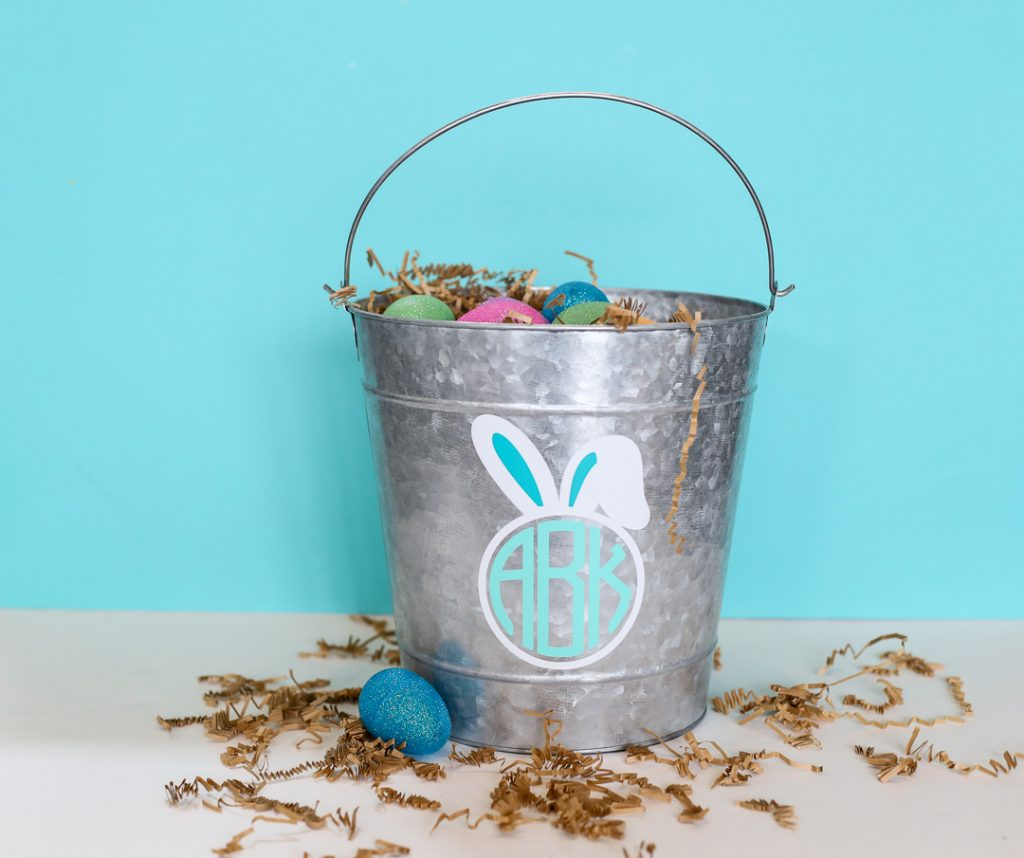 monogram easter basket decal-3